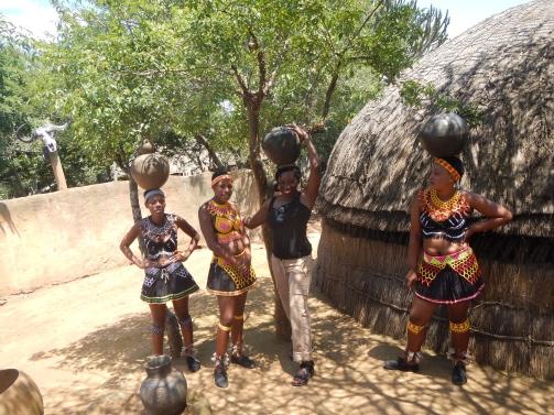 Sheri Hunter Africa
