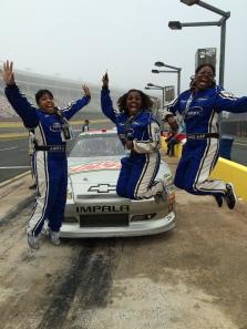 Happy NASCAR