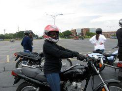 sheri hunter motorcycle