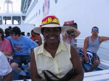 Brenda 40th Bday Cruise