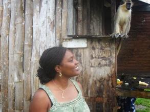 Brenda in Barbados