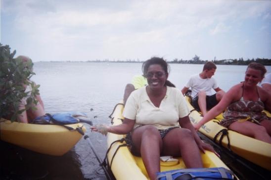 Brenda in Caymen