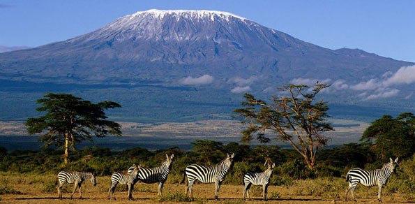 Mt Kibo